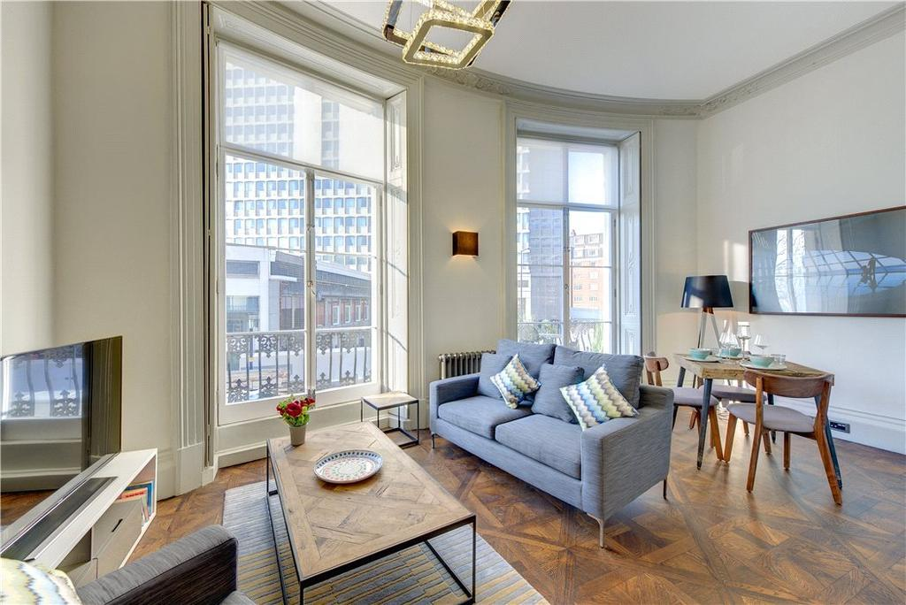 1 Bedroom Flat for sale in Westbourne Street, Hyde Park, London, W2