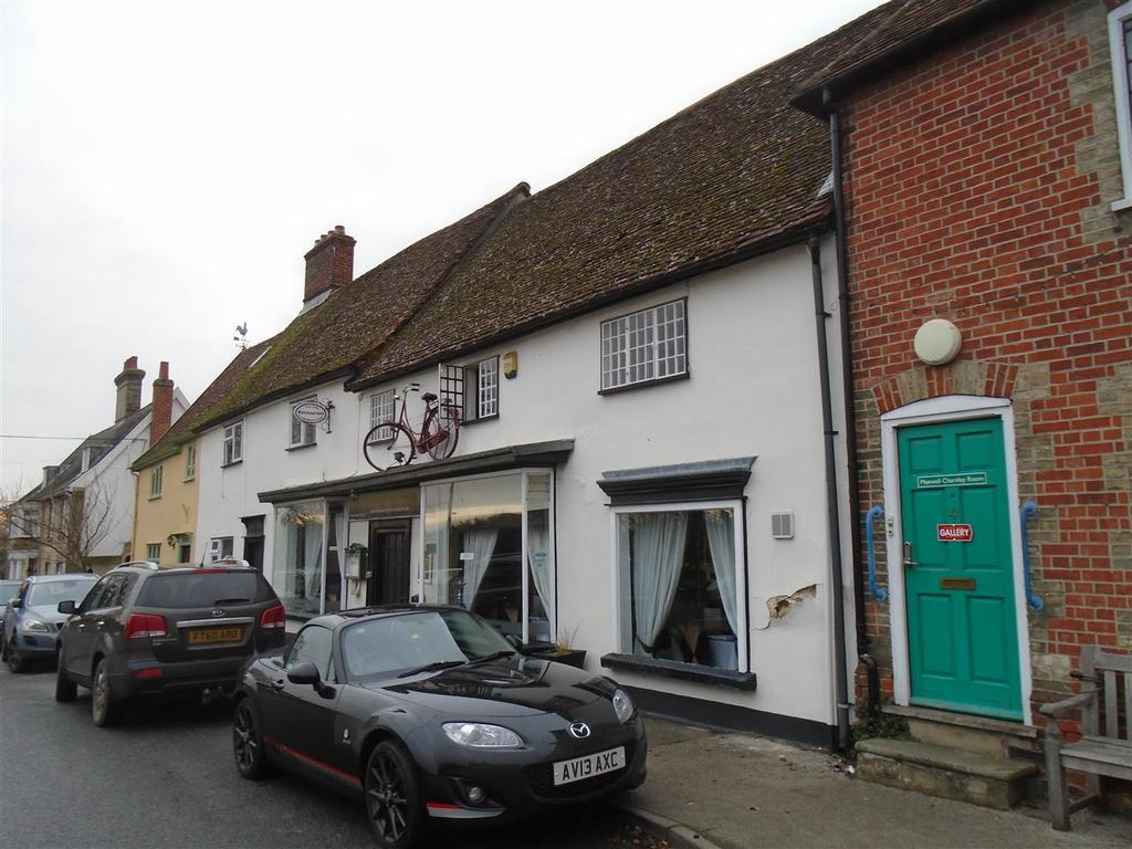 3 Bedrooms Terraced House for sale in Haughley
