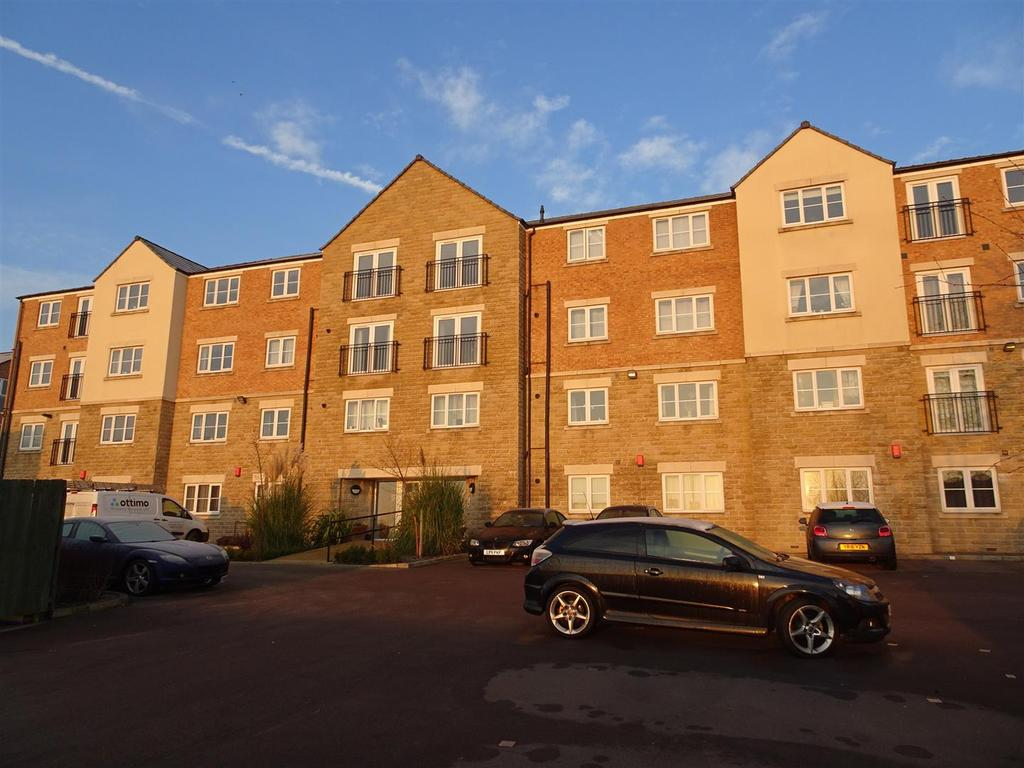 1 Bedroom Apartment Flat for sale in Apartment 46, Trafford Apartments, Richmond Way, Rotherham, S61 2LJ