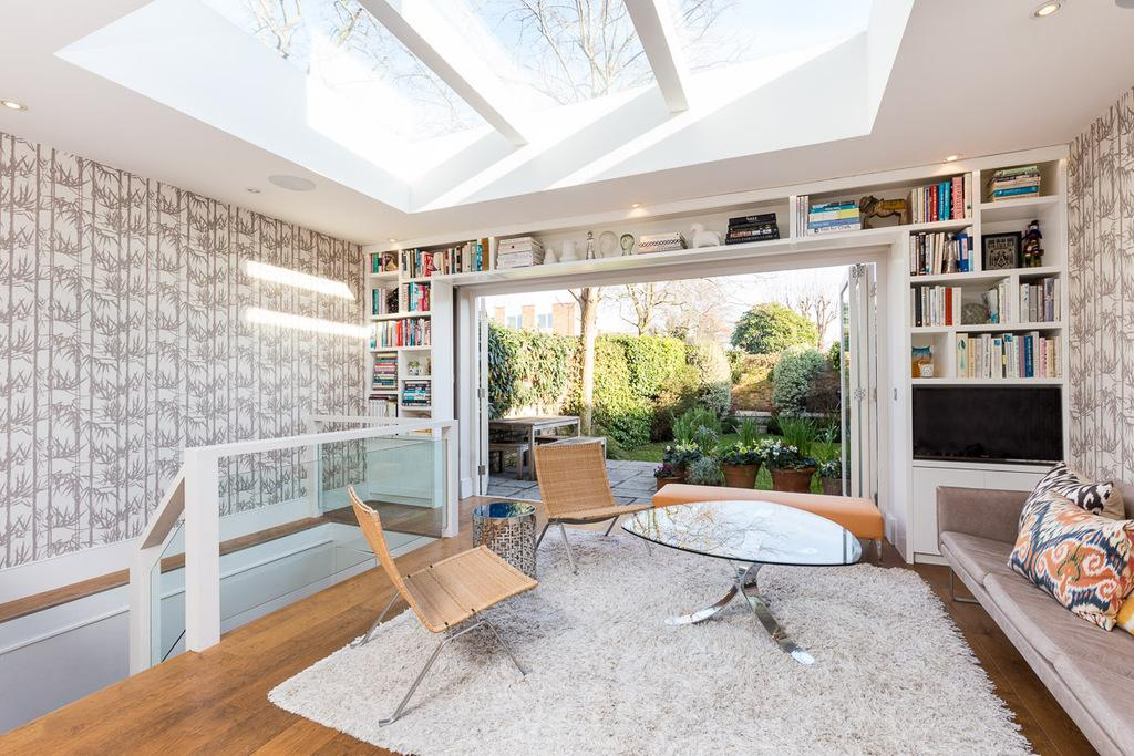 5 Bedrooms Terraced House for sale in Wingate Road, London, W6