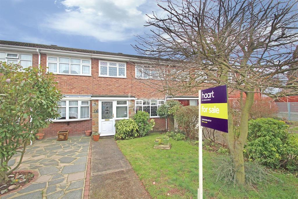 3 Bedrooms Terraced House for sale in TIPTREE CLOSE