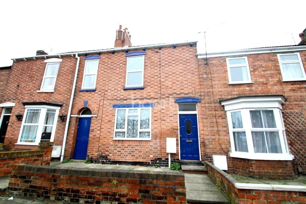 2 Bedrooms Terraced House for sale in Yarborough Road, Lincoln