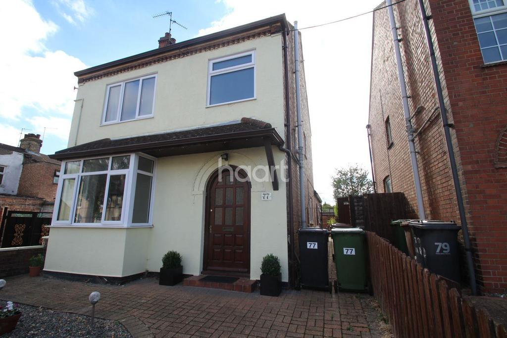 3 Bedrooms Detached House for sale in Midland Road, Peterborough