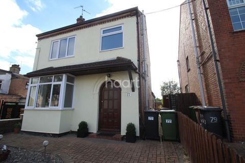 3 bedroom detached house for sale - Midland Road, Peterborough