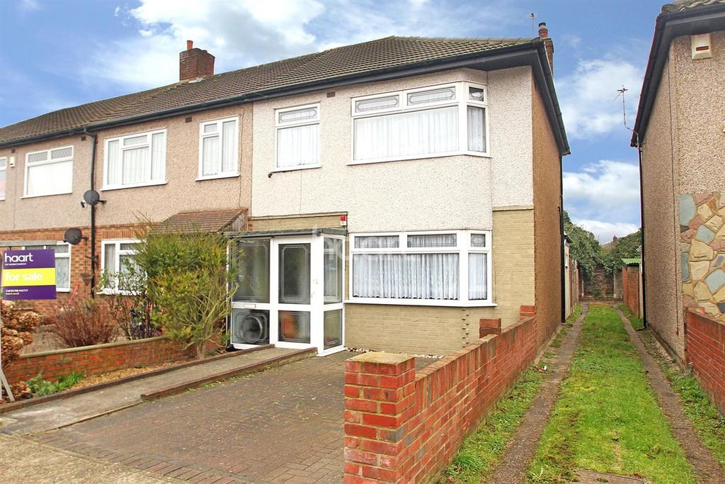 4 Bedrooms End Of Terrace House for sale in WESTLYN CLOSE