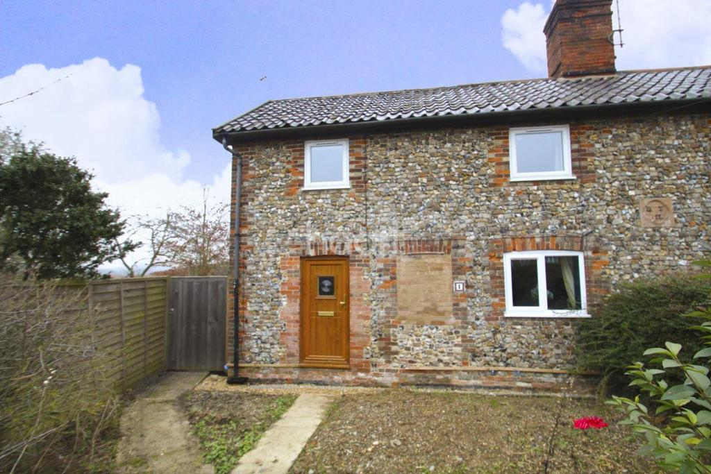 2 Bedrooms Cottage House for sale in The Street, Bradfield Combust