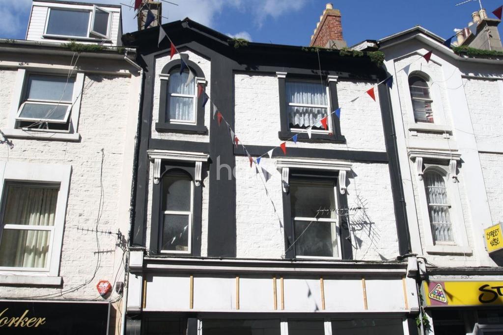 2 Bedrooms Flat for sale in Market Street, Torquay