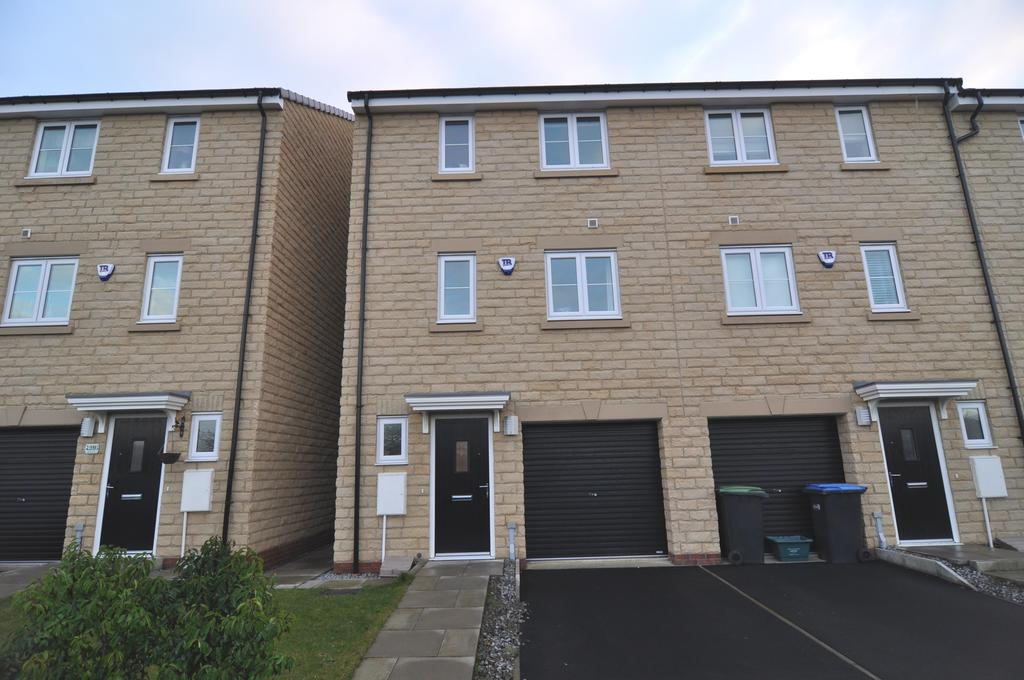 4 Bedrooms Town House for sale in Watson Park, Durham Gate, Spennymoor DL16