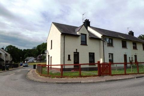 2 bedroom end of terrace house to rent - 20 Garry Crescent, Invergarry, Highland, PH35