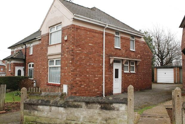 3 Bedrooms Semi Detached House for sale in Shaftsbury Avenue, Mansfield, NG19