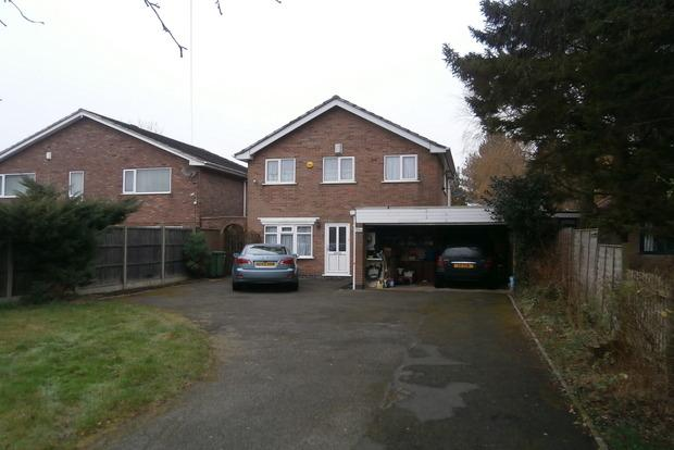 4 Bedrooms Detached House for sale in Dominion Road, Glenfield, Leicester, LE3