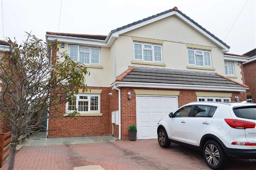 4 Bedrooms Semi Detached House for sale in Prenton Village Road, Prenton, CH43