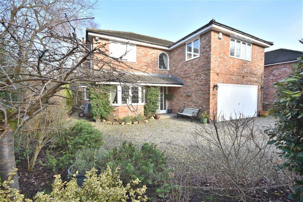 4 Bedrooms Detached House for sale in LOSTOCK HALL ROAD, POYNTON, Cheshire