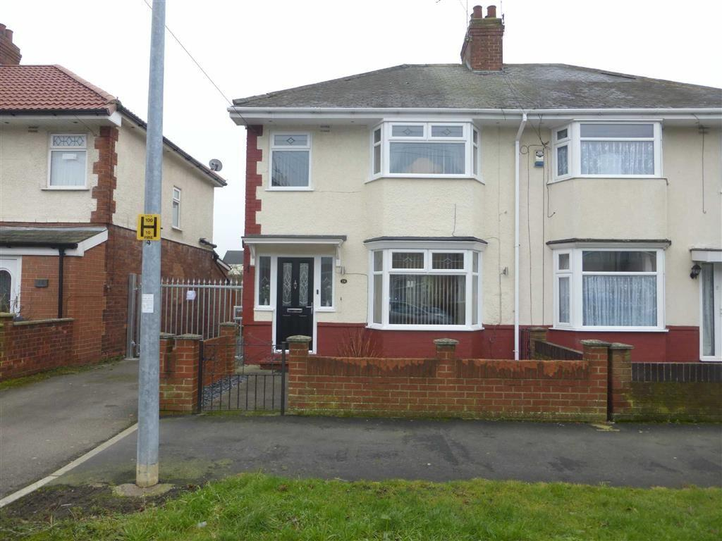 4 Bedrooms Semi Detached House for sale in Colville Avenue, Anlaby Common, Hull, HU4