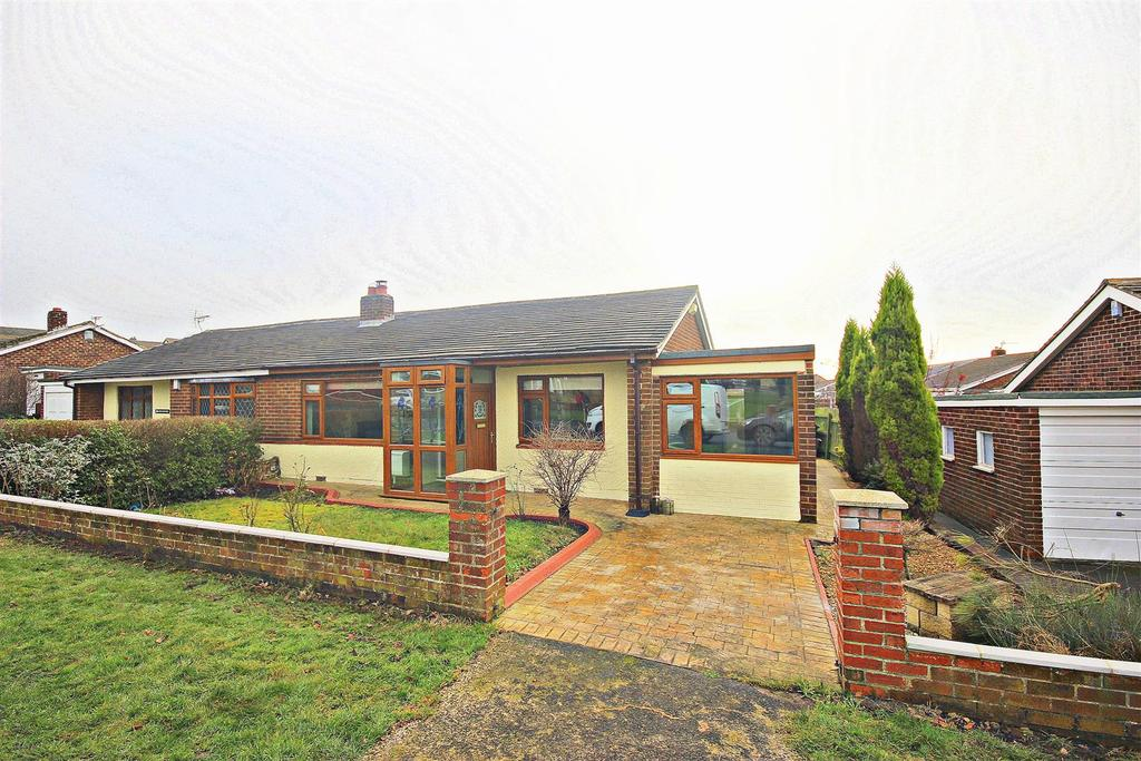 2 Bedrooms Semi Detached Bungalow for sale in Grasmere, Birtley, Chester Le Street