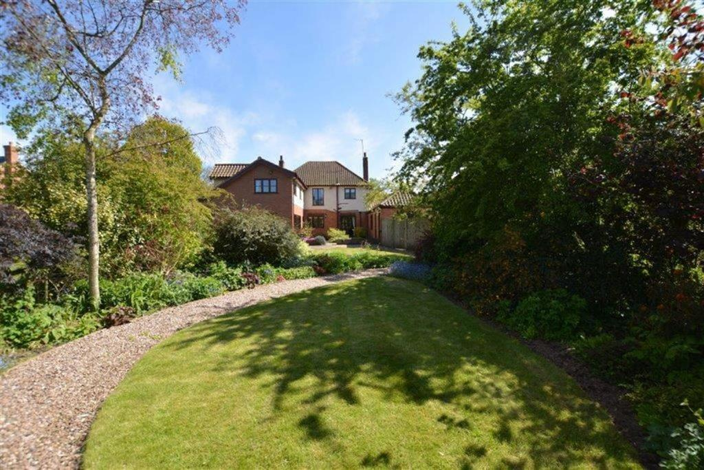 4 Bedrooms Detached House for sale in Manor Farm Cottages, Radley Road, Halam, Nottinghamshire, NG22