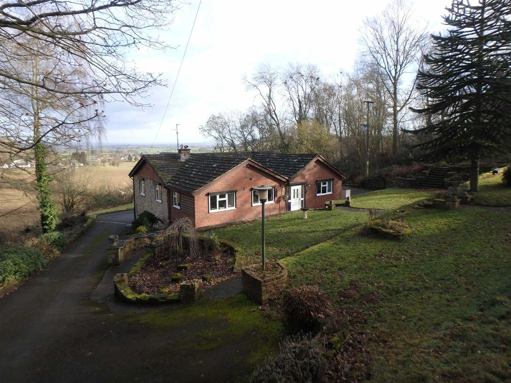 4 Bedrooms Detached Bungalow for sale in Callow, Hereford
