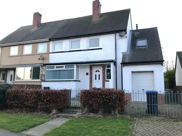 4 Bedrooms Semi Detached House for sale in GREY GABLES, BRANDON, DURHAM CITY : VILLAGES WEST OF