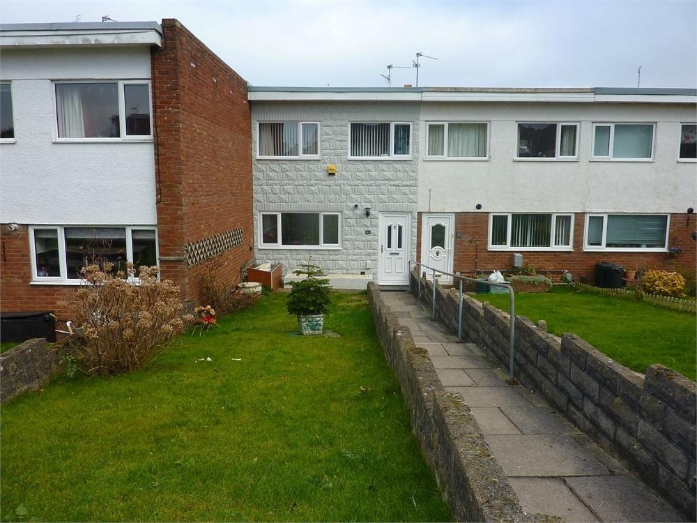 3 Bedrooms Terraced House for sale in Uplands Crescent, Llandough