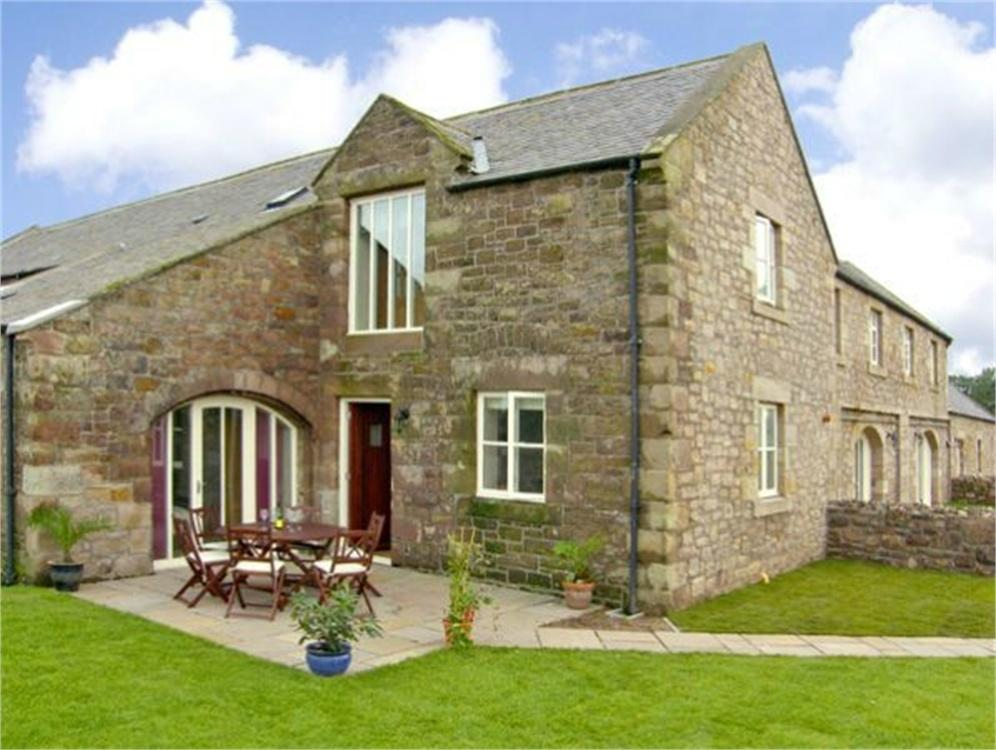 3 Bedrooms Mews House for sale in 4 Murton White House Steading, BERWICK-UPON-TWEED, Northumberland