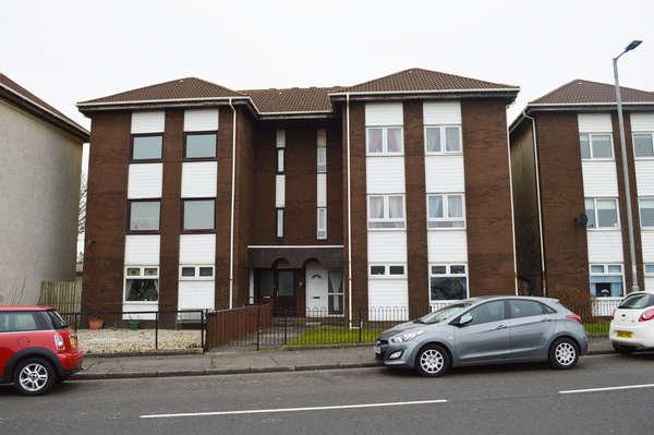 3 Bedrooms Maisonette Flat for sale in 20 Barnett Crescent, Saltcoats, KA21 5JP