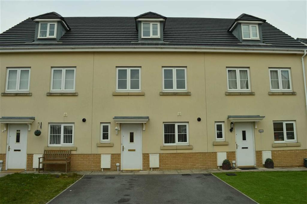 3 Bedrooms Town House for sale in Moorland Green, Swansea, SA4