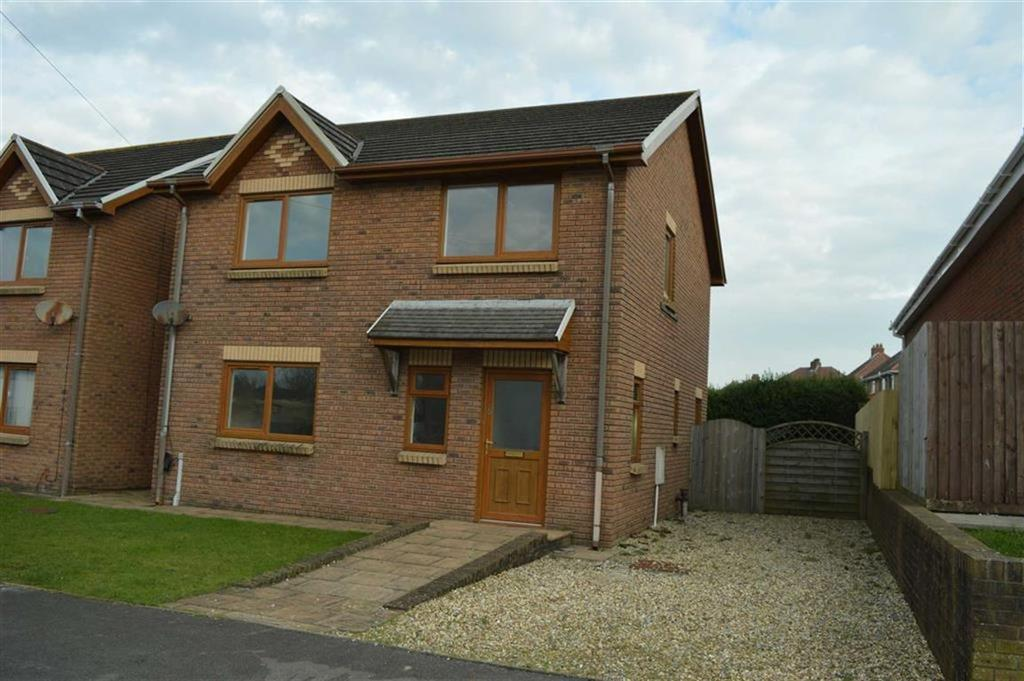 3 Bedrooms Semi Detached House for sale in Brynafon Road, Swansea, SA4