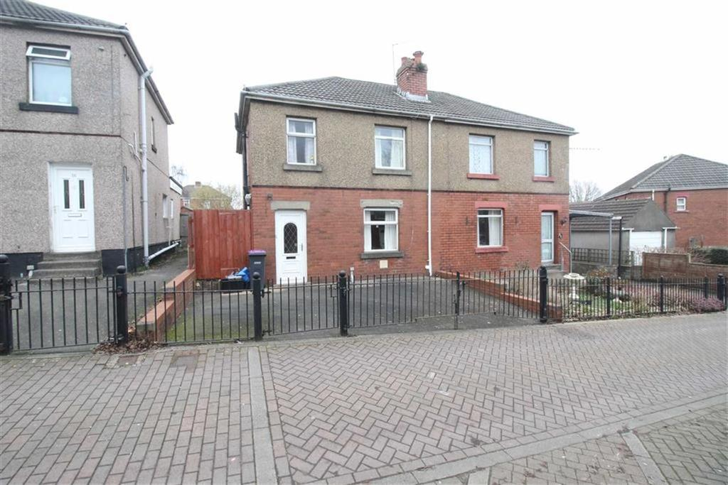 3 Bedrooms Semi Detached House for sale in The Circle, Cwmbran, Torfaen