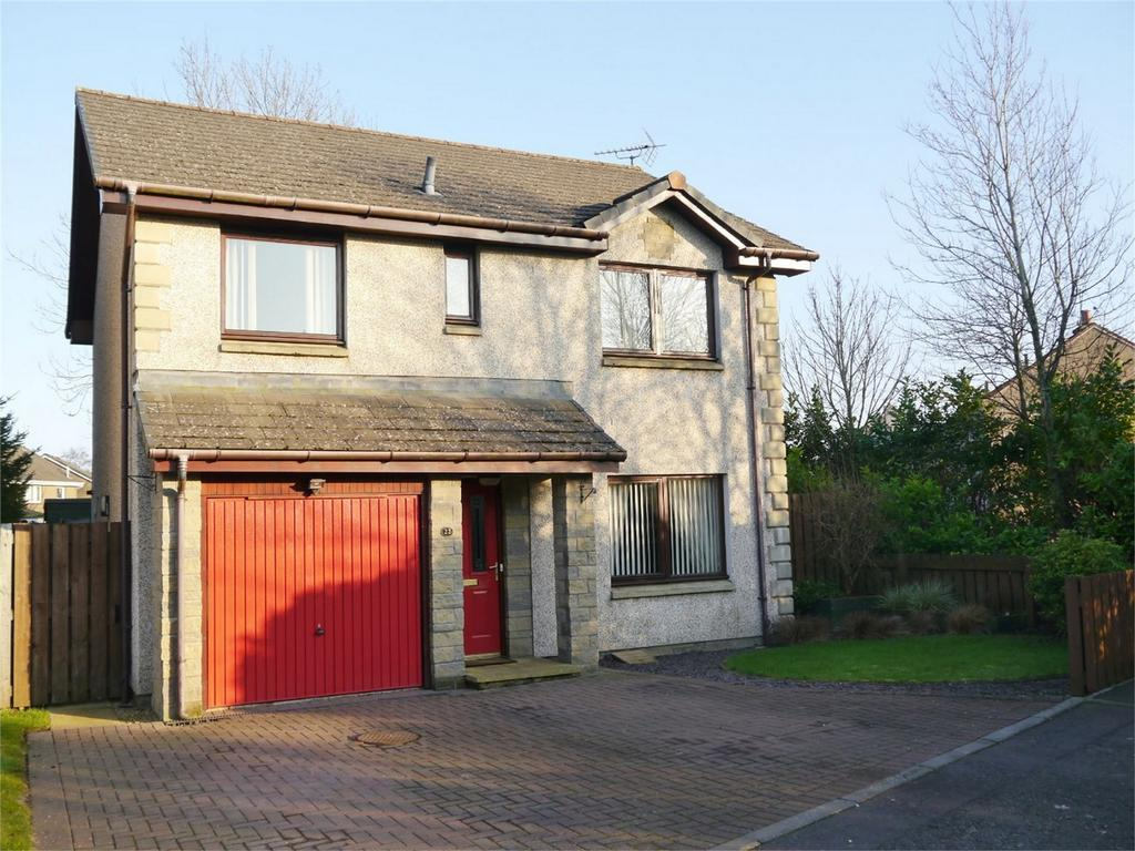 4 Bedrooms Detached House for sale in 22 Wilson Court, Kinross, Kinross-shire