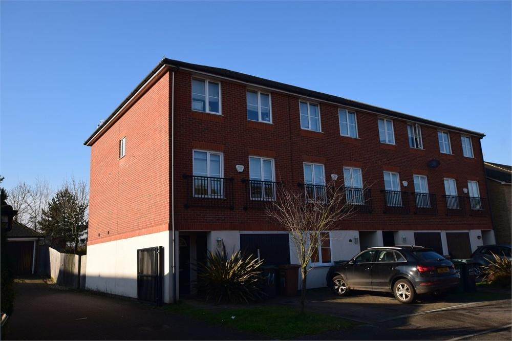 4 Bedrooms End Of Terrace House for sale in Edson Close, WATFORD, Hertfordshire