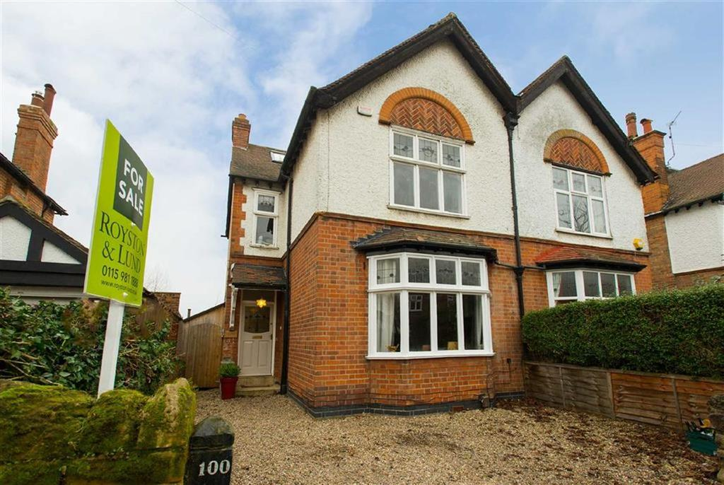 6 Bedrooms Semi Detached House for sale in Edward Road, West Bridgford