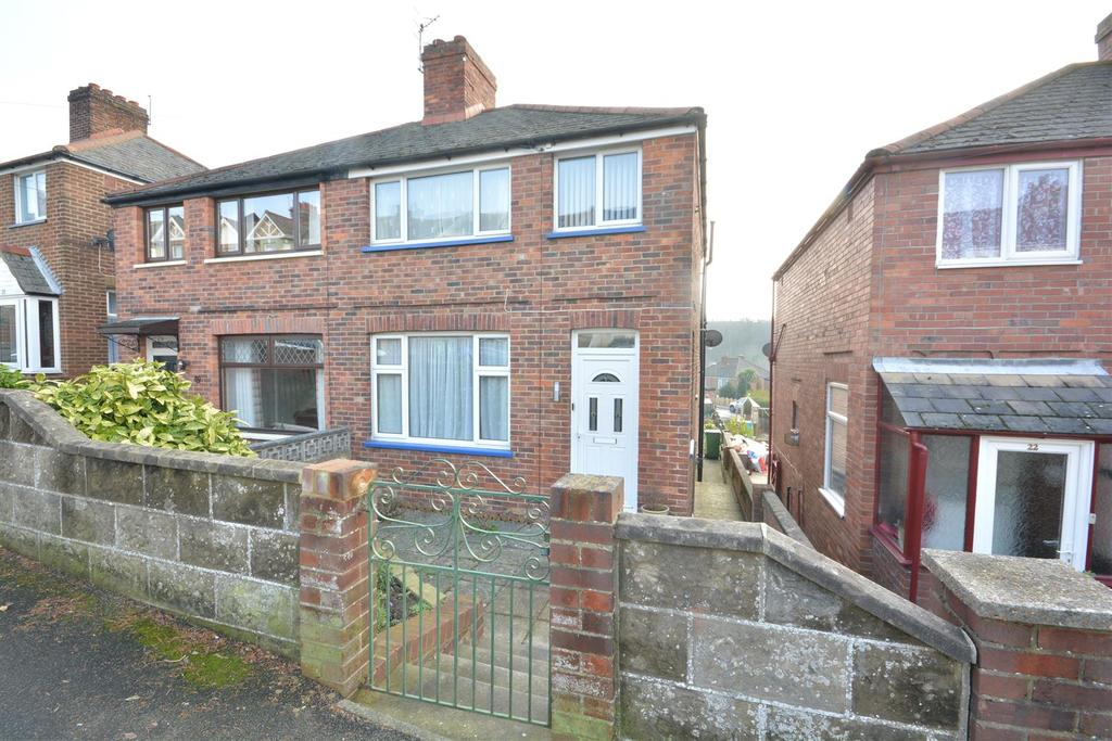 3 Bedrooms Semi Detached House for sale in Clifton Road, Hastings