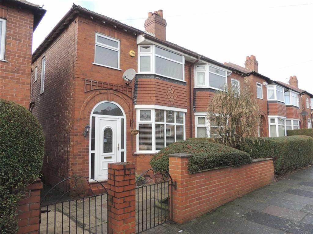 3 Bedrooms Semi Detached House for sale in Athens Street, Stockport