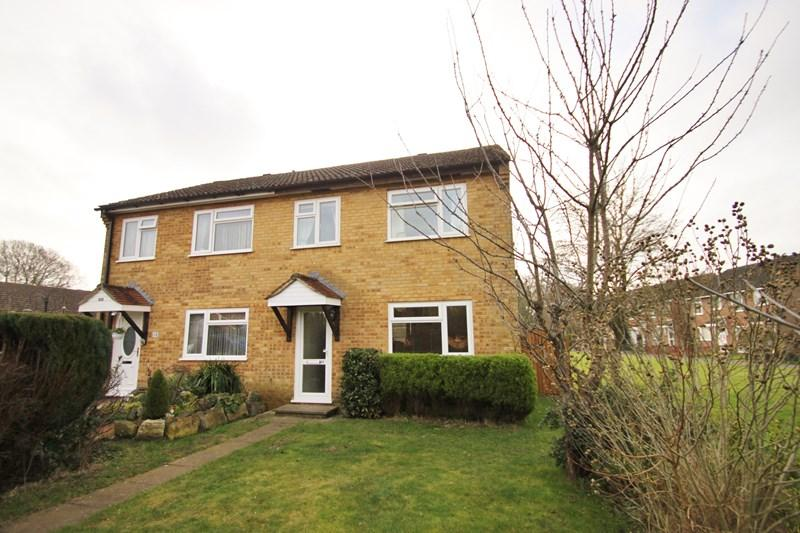 3 Bedrooms Semi Detached House for sale in Belmont Close, Verwood
