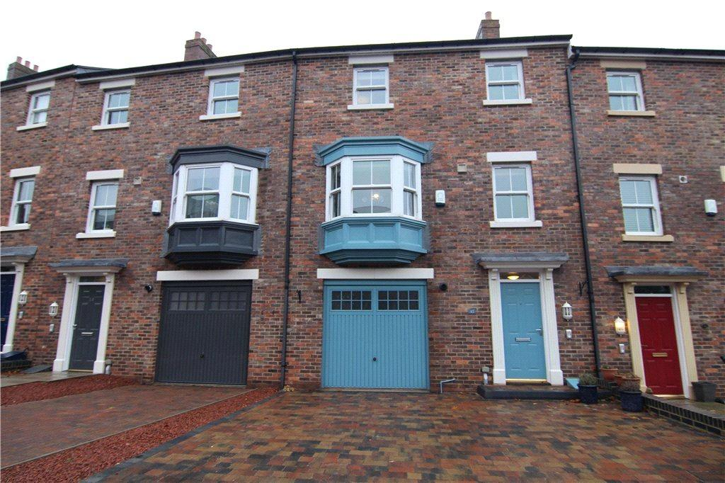 4 Bedrooms Terraced House for sale in Dalton Crescent, Nevilles Cross, Durham, DH1
