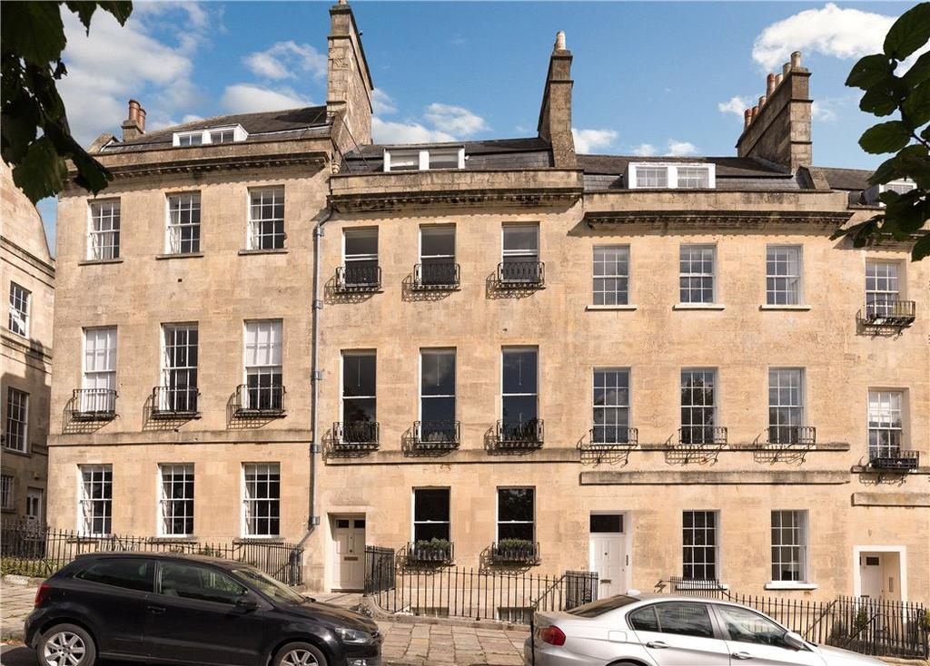 5 Bedrooms Terraced House for sale in Lansdown Place East, Bath, Somerset, BA1