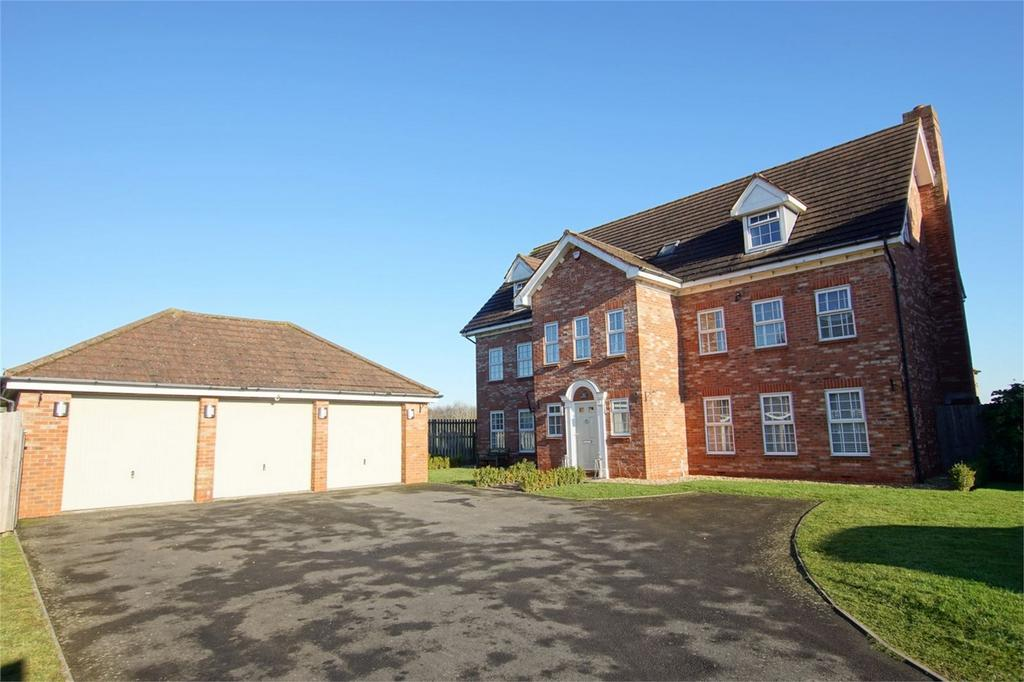 7 Bedrooms Detached House for sale in Pebworth Drive, Hatton Park, Warwick