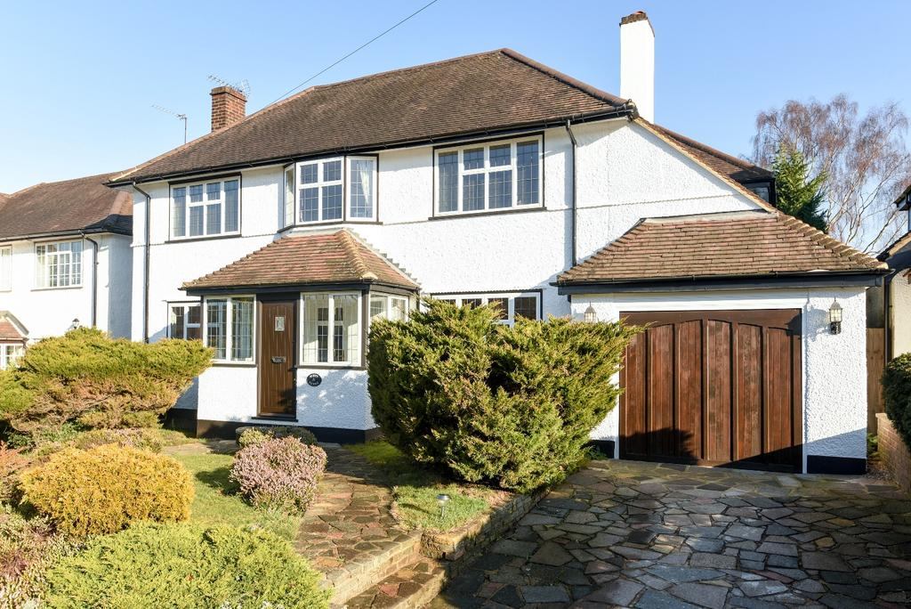 5 Bedrooms Detached House for sale in Mayfield Avenue Orpington BR6