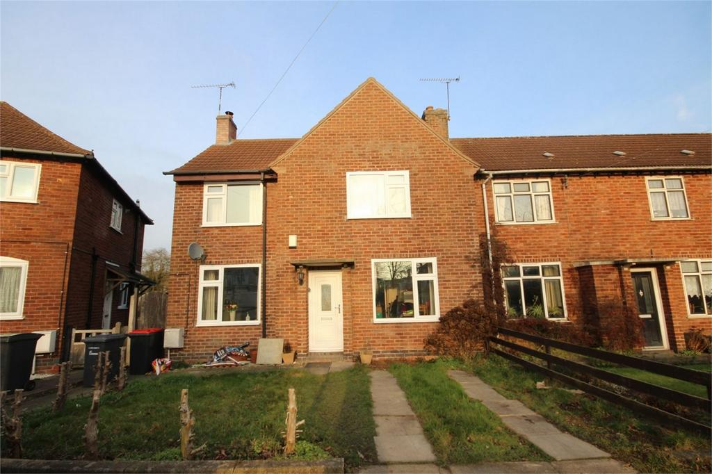3 Bedrooms Semi Detached House for sale in Ansley Common, Nuneaton, Warwickshire