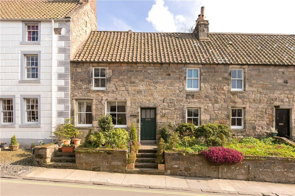 3 Bedrooms Terraced House for sale in High Street, Falkland, Cupar, Fife, KY15