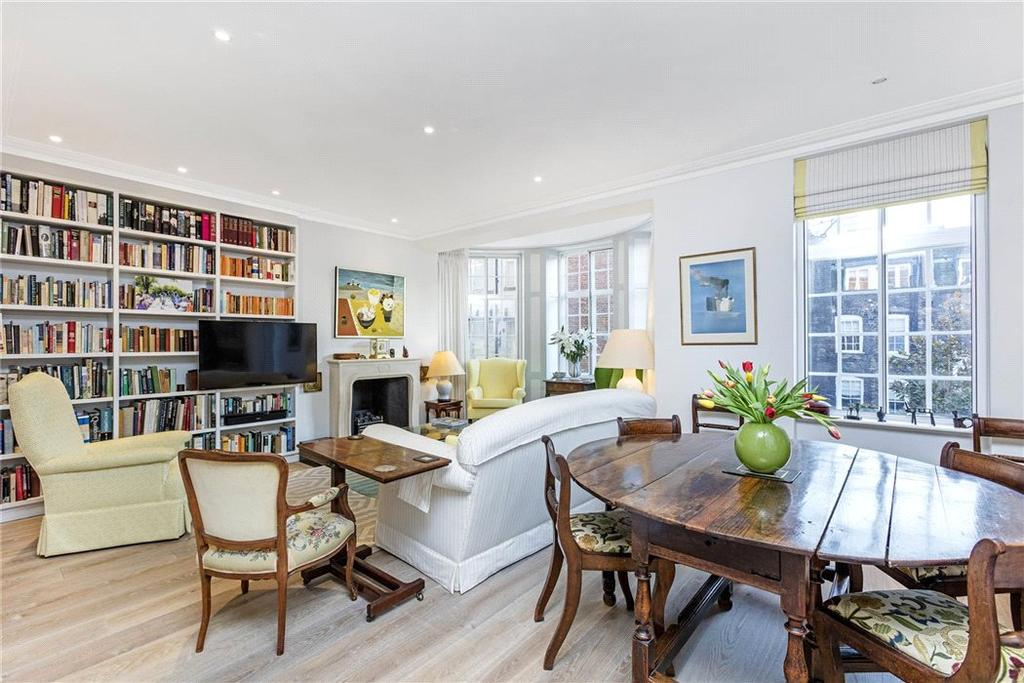 3 Bedrooms Flat for sale in North Court, Great Peter Street, Westminster, London, SW1P