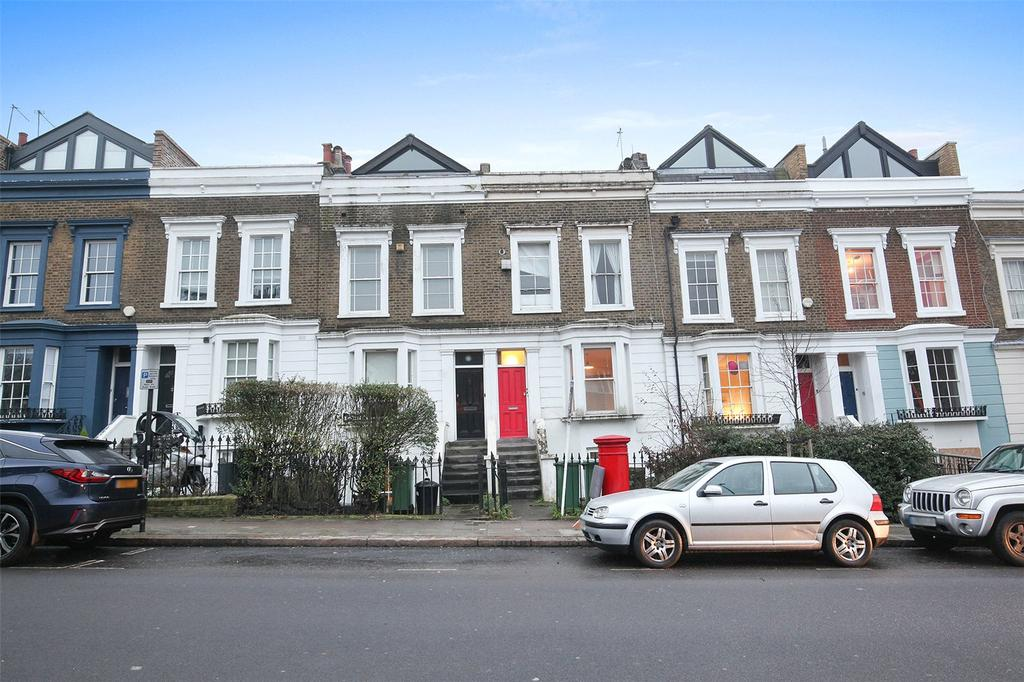 3 Bedrooms Flat for sale in Leighton Road, London, NW5