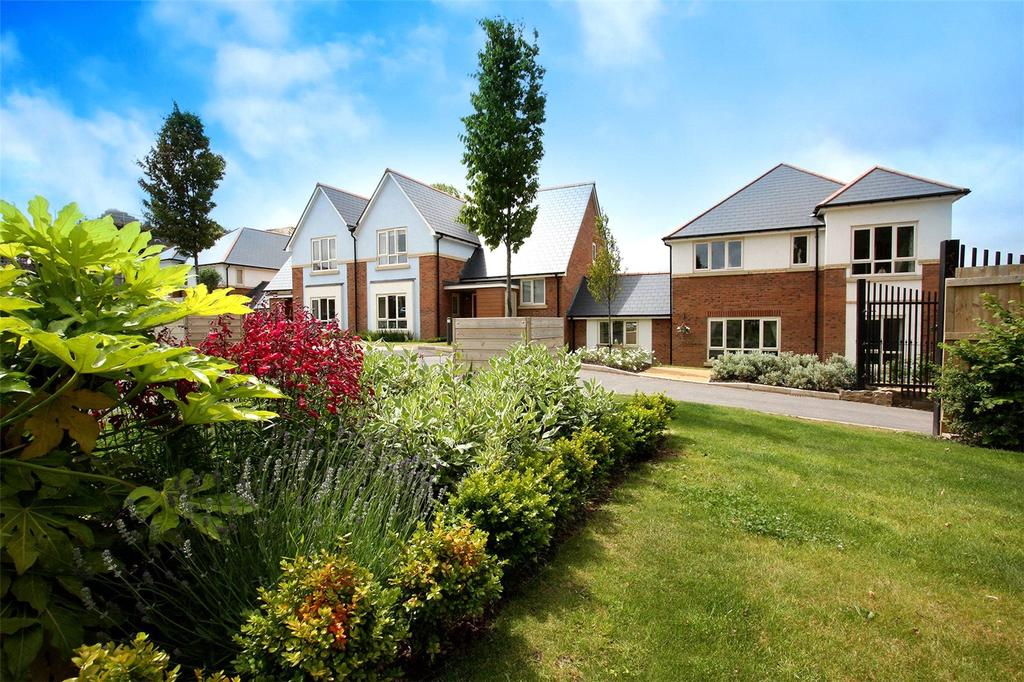 3 Bedrooms Retirement Property for sale in The Georgiana, Millbrook Village, Topsham Road, Exeter, EX2