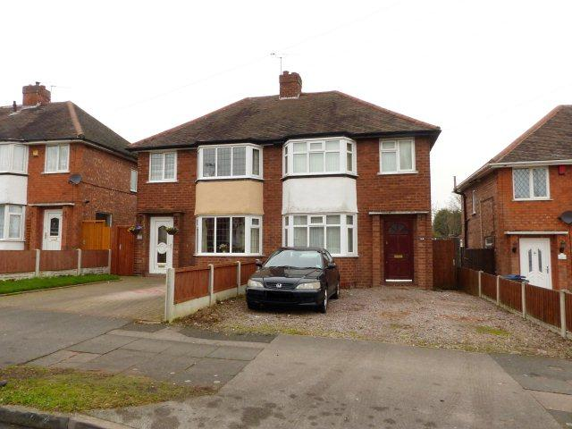 3 Bedrooms Semi Detached House for sale in Booths Farm Road,Great Barr,Birmingham