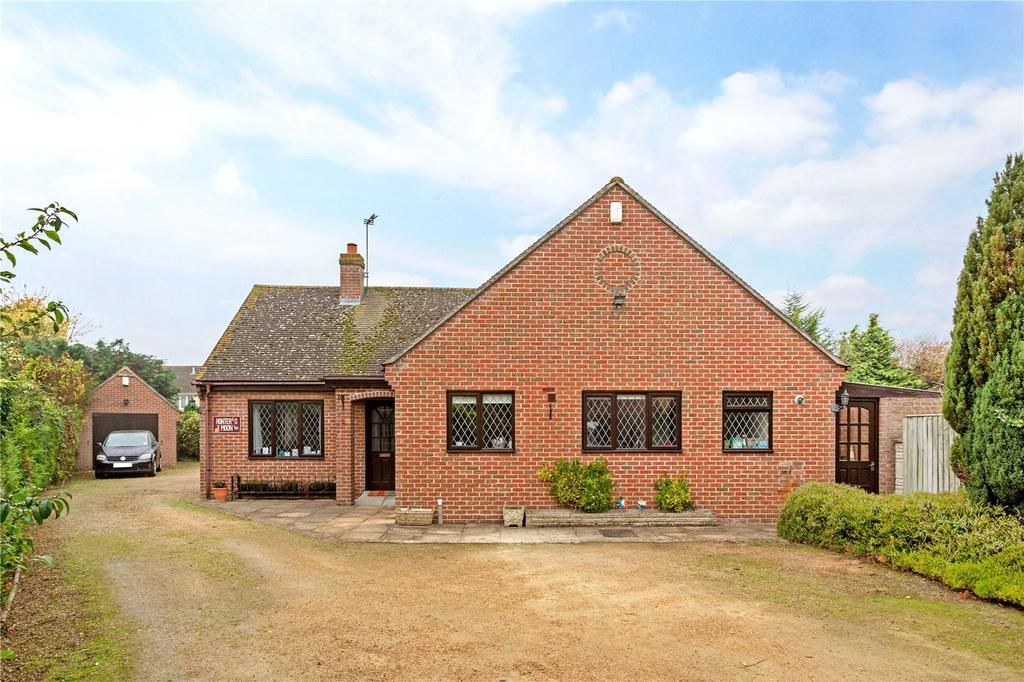 2 Bedrooms Terraced Bungalow for sale in Oxford Road, Old Marston, Oxford, OX3