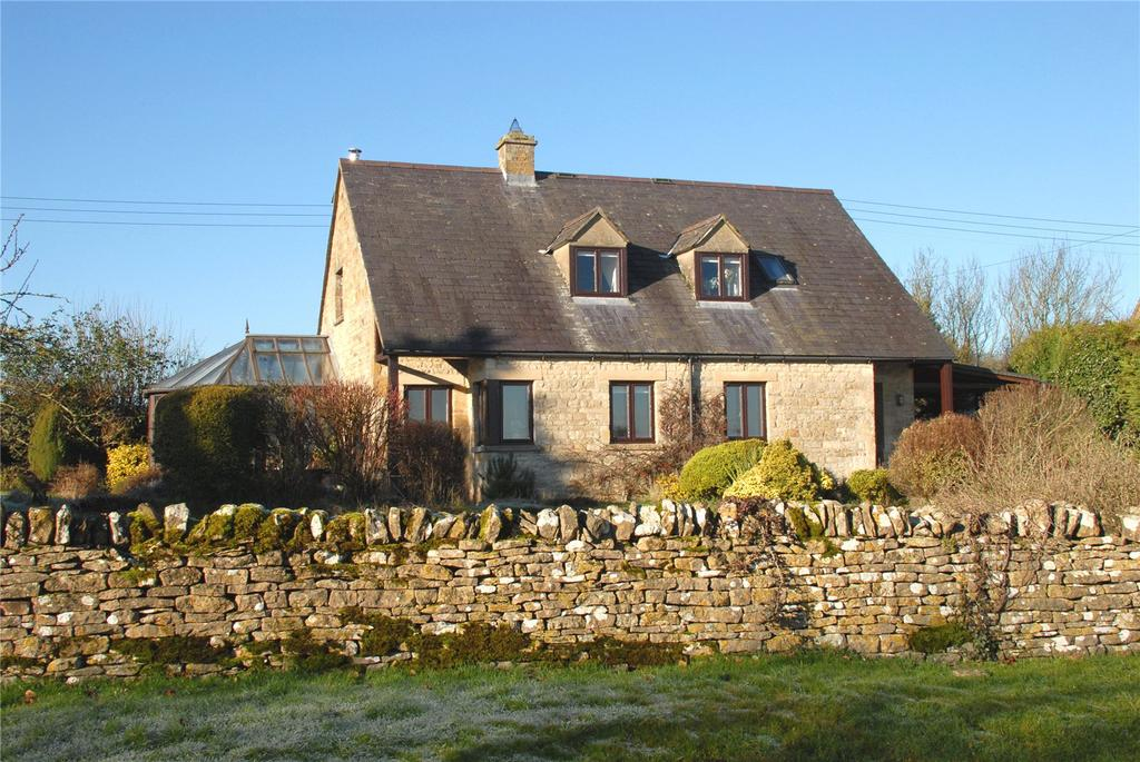 3 Bedrooms Detached House for sale in Donnington, Moreton-in-Marsh, Gloucestershire, GL56