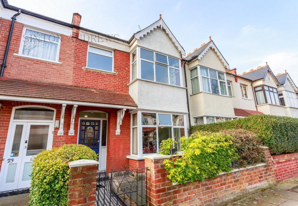 4 Bedrooms House for sale in Netherbury Road, Ealing, W5