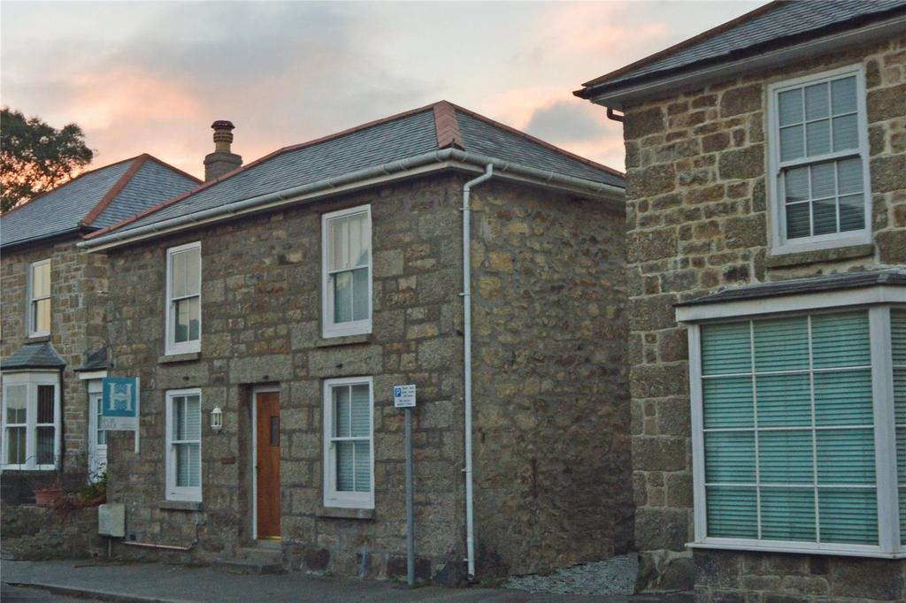 3 Bedrooms Detached House for sale in Fore Street, Lelant, St. Ives, Cornwall