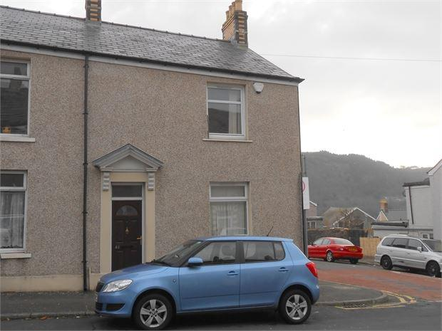 3 Bedrooms End Of Terrace House for sale in Aberdyberthi Street, Hafod, Swansea, SA1 2NF