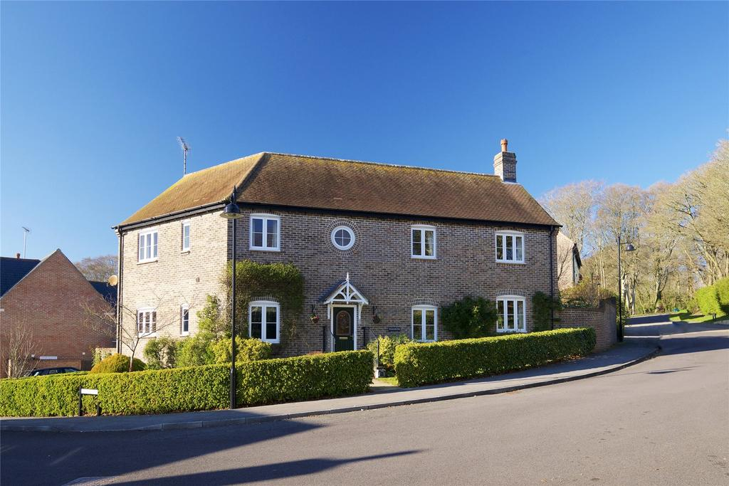 5 Bedrooms Detached House for sale in Charlton Down, Dorchester, Dorset